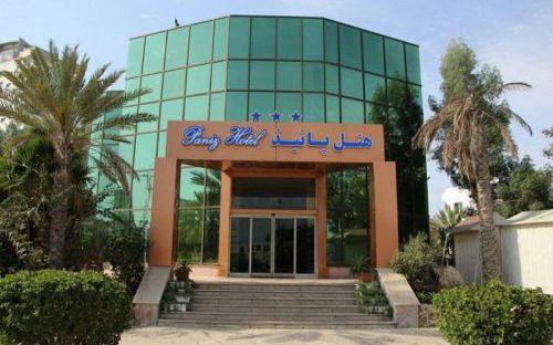 تور کیش از شیراز هتل پانیذ