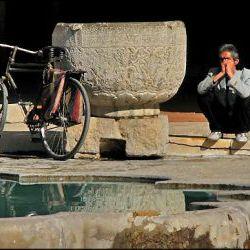 مسجد جامع اصفهان موزه هنرهای اسلامی