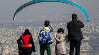 قله زو ؛ بام مشهد در انتهای خیابان های هاشمیه و هفت تیر