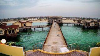 تور کیش از شیراز هتل ترنج   هتل لاکچری ترنج