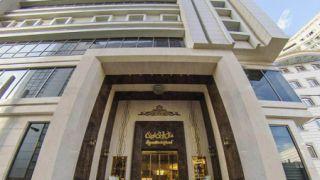 تور مشهد از کرمان هتل الماس نوین