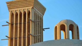 آب انبار کیش ؛ سازه ای زیبا با معماری استادانه