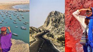 مقایسه سه مقصد گردشگری : کیش، قشم و چابهار