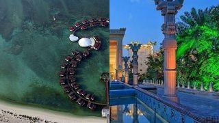 کدام هتل کیش بهتر است؟ (مقایسه هتل داریوش و هتل ترنج)
