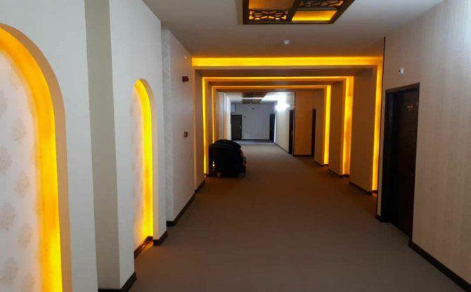 تور ساری هتل آسمان از تهران