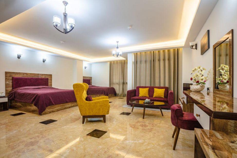 تور قشم از  شیراز هتل آتامان