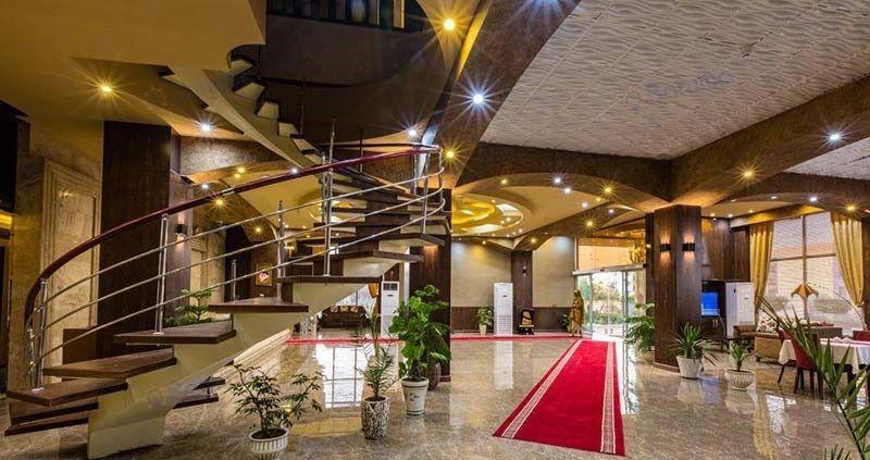 تور قشم از شیراز هتل آرتا