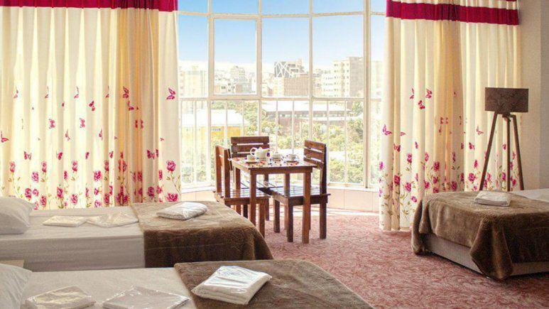 تور تبریز از تهران هتل فرید