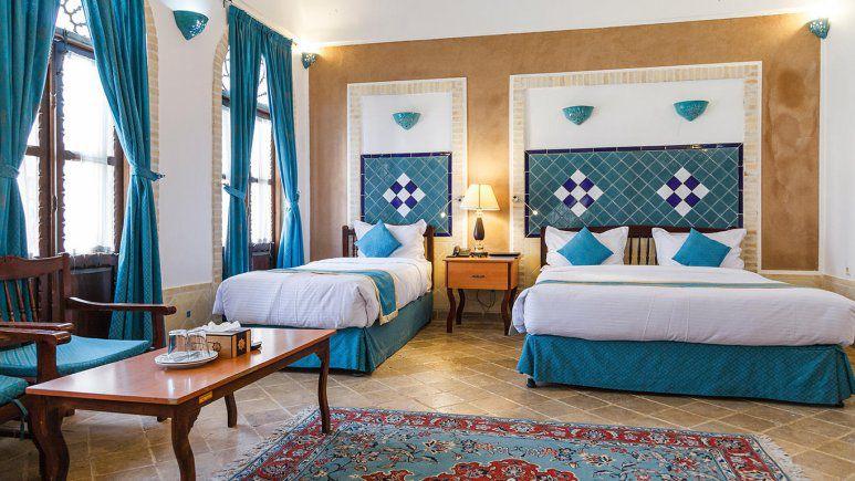 تور یزد هتل لاله از تهران