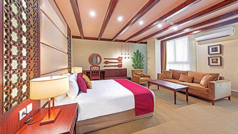 تور قشم هتل ایرمان از شیراز