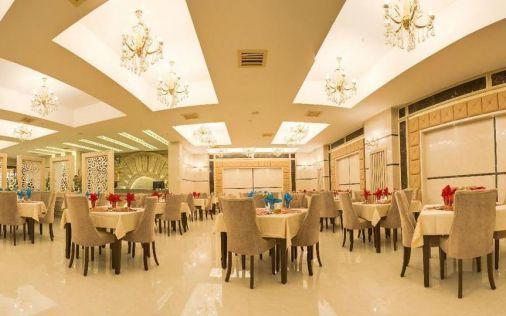 تور مشهد از ساری هتل حلما