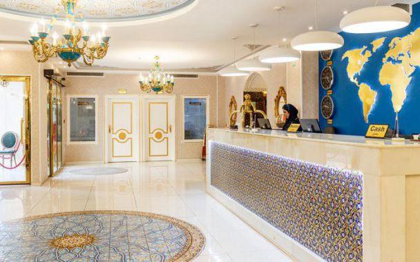 تور اصفهان از مشهد هتل خواجو
