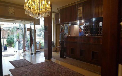 تور رشت هتل اردیبهشت از تهران