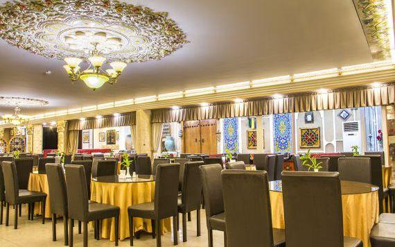 تور اصفهان از مشهد هتل ملک
