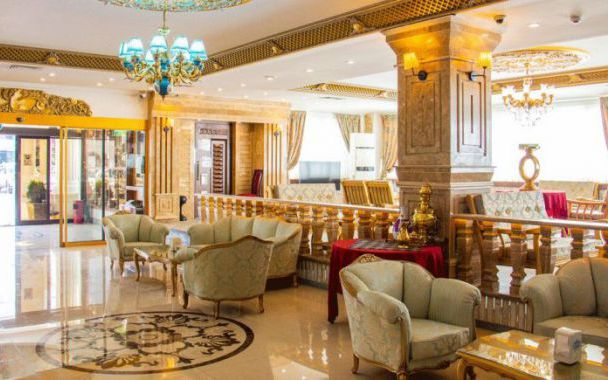 تور ساری هتل اسرم از تهران