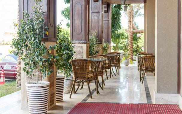 تور قشم از شیراز هتل ایرمان
