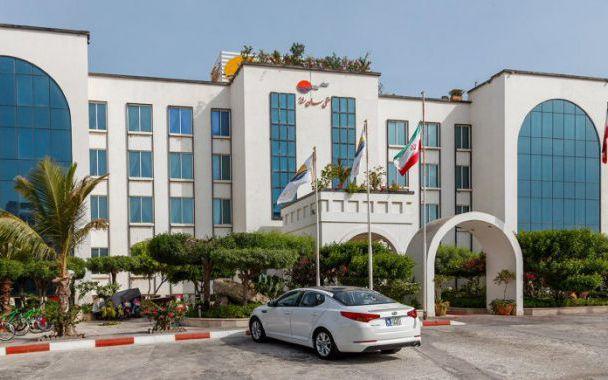 تور کیش از شیراز هتل سان رایز