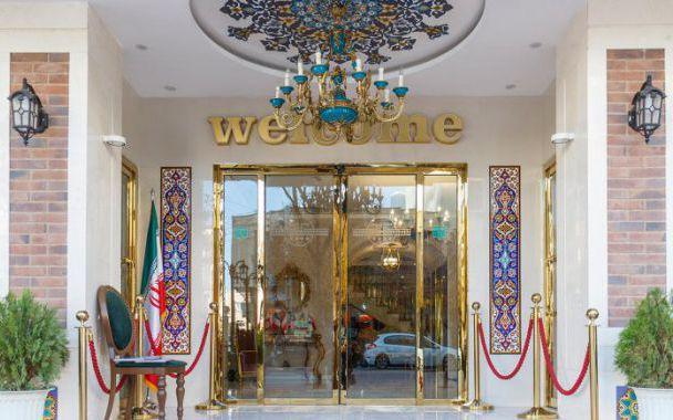 تور اصفهان هتل خواجو از تهران