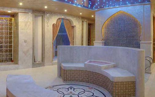 تور مشهد از اصفهان هتل مجلل درویشی