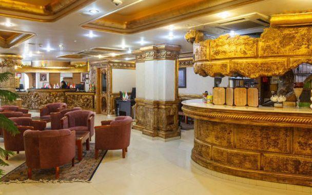 تور مشهد ازرشت هتل میامی