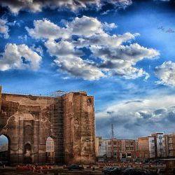 ارگ علیشاه تبریز یادآور دوره شکوه شهری تاریخی