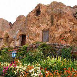 روستای صخره ای کندوان در تبریز