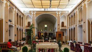 تور یزد هتل موزه فهادان