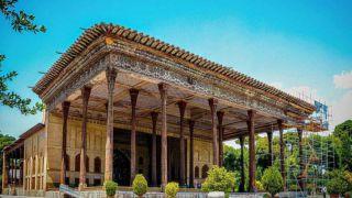 کاخ چهلستون اصفهان (معرفی و تصاویر خیره کننده) | تورگردان