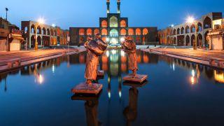 میدان امیر چخماق یزد (تاریخچه، معرفی، تصاویر)
