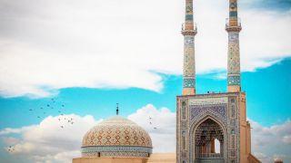 مسجد جامع یزد | معرفی تاریخچه، معماری، آدرس، تصاویر