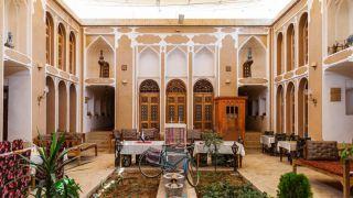 تور یزد هتل موزه فهادان از تهران | کمترین نرخ هتل 4 ستاره