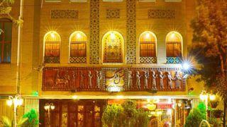 تور اصفهان از مشهد هتل ملک | 2 ستاره