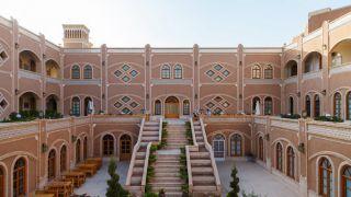 تور یزد هتل داد 4 ستاره لوکس از تهران | 30% تخفیف هتل داد