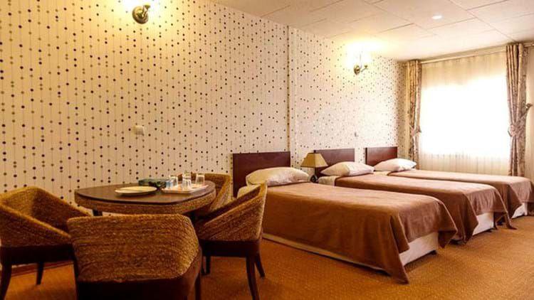 تور کیش از شیراز هتل آرامش