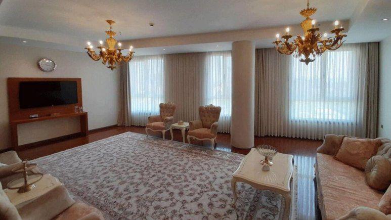 تور مشهد هتل سارینا از تهران