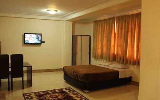 تور بندر عباس از مشهد هتل آپادانا
