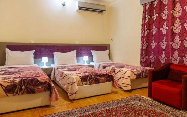 تور کیش هتل فانوس از تهران