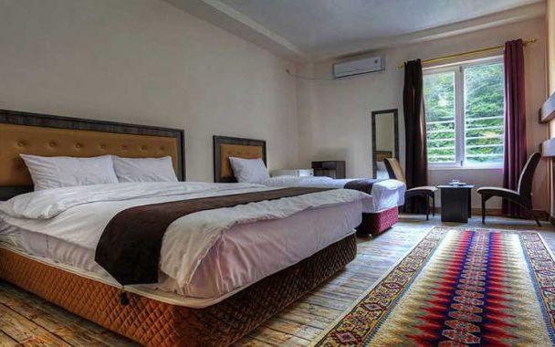 تور گرگان هتل شهاب ناهارخوران از تهران