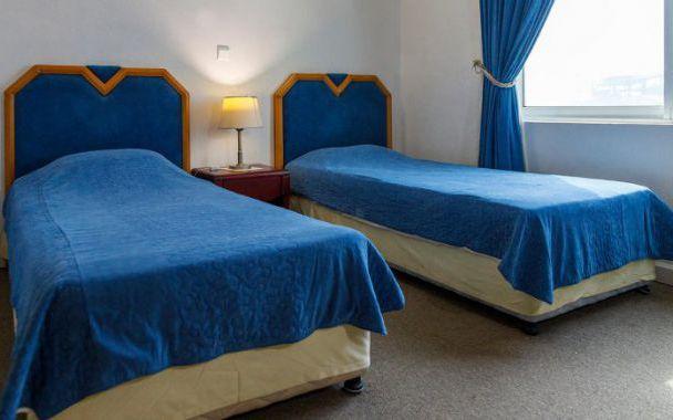 تور کیش از اصفهان هتل سان رایز