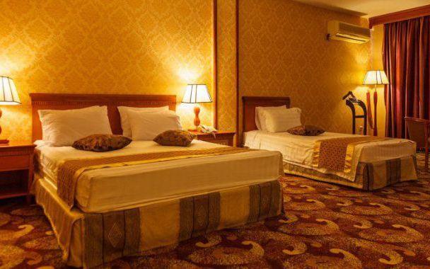 تور کیش از تبریز هتل پارمیس