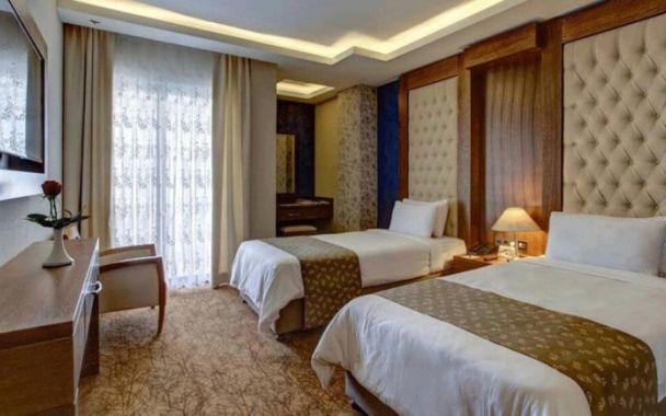 تور بندر عباس از تهران هتل هما
