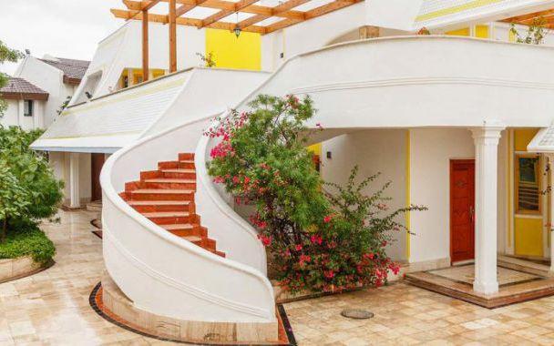 تور کیش از تبریز هتل فلامینگو