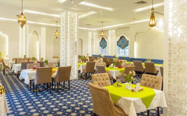 تور مشهد هتل رفاه از تهران