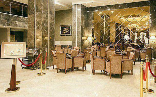 تور مشهد هتل ایران زمین از تهران