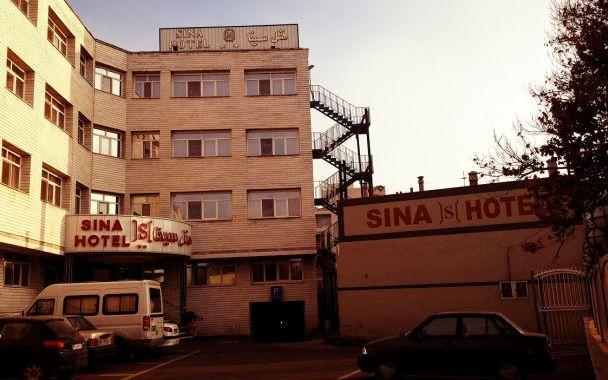 تور تبریز از تهران هتل سینا