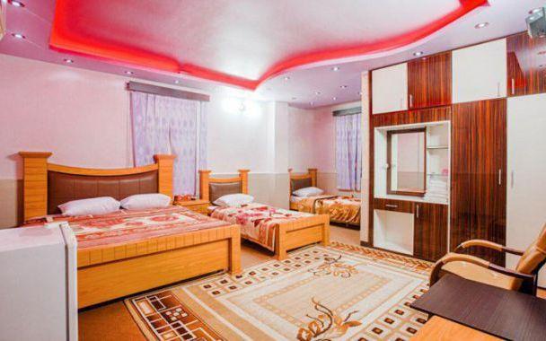 تور قشم هتل آرمان درگهان از تهران