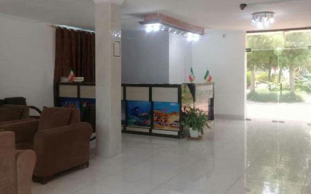 تور کیش از شیراز هتل ققنوس