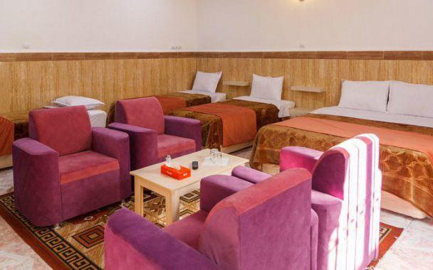 تور کیش هتل خاتم از تهران