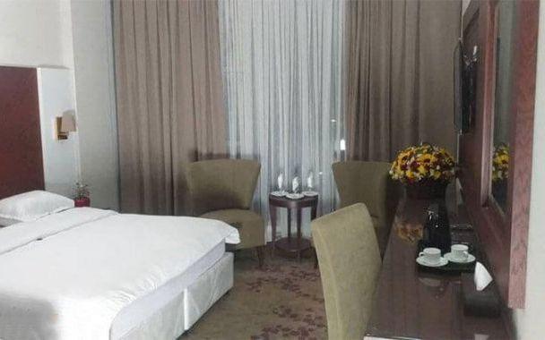 تور کیش هتل آرامیس پلاس از تهران