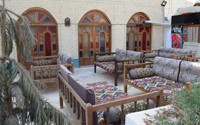 تور کیش از شیراز هتل گامبرون